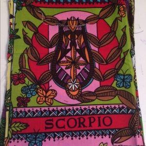 Scorpio fabric patch
